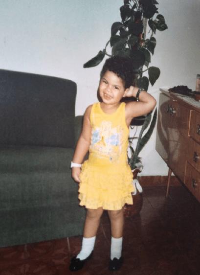 55 1 - Memórias de uma Cacheada - Infância