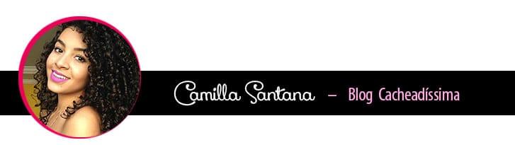 assinatura todecacho Camilla - Como cortar cabelo cacheado em casa