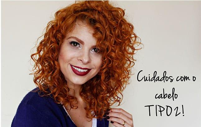 Cuidados com o cabelo tipo 2