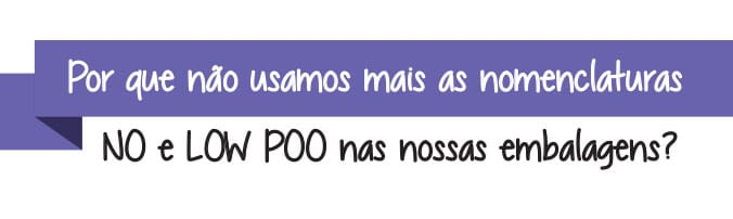 Low Poo e No Poo: Salon Line e outras marcas não podem mais usar os termos. Entenda!