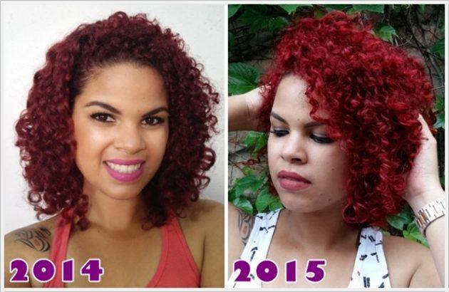 jackie transição3 1 630x410 - Aceitação do cabelo e volume - Transição capilar