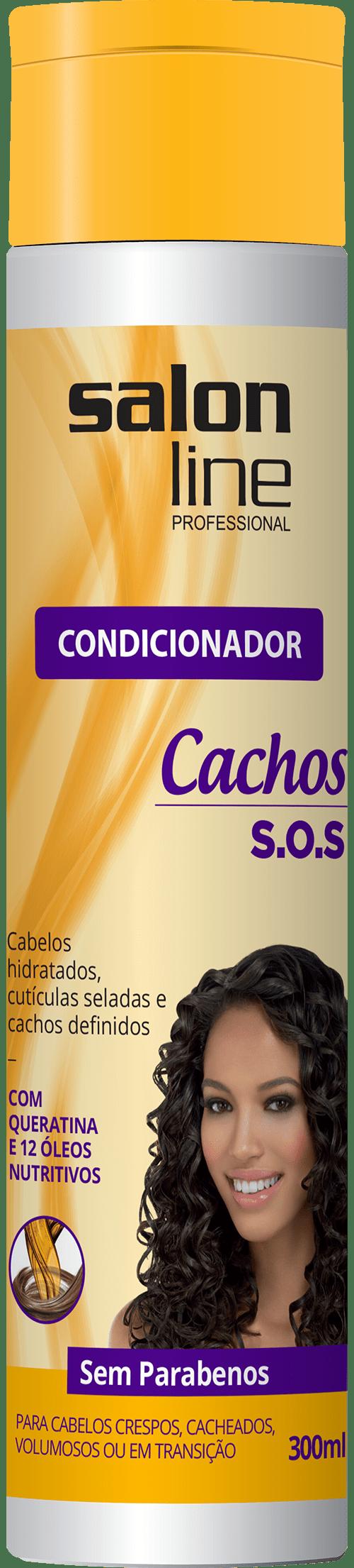 SHAMPOO S.O.S CACHOS
