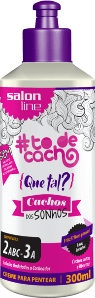 QUE TAL? CACHOS DOS SONHOS #todecacho
