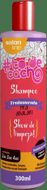 SHAMPOO TRATAMENTO PRA ABALAR #todecacho