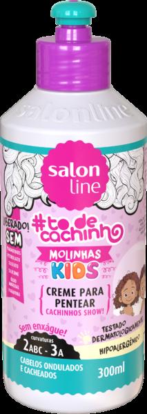 CREME PARA PENTEAR MOLINHA KIDS #todecachinho