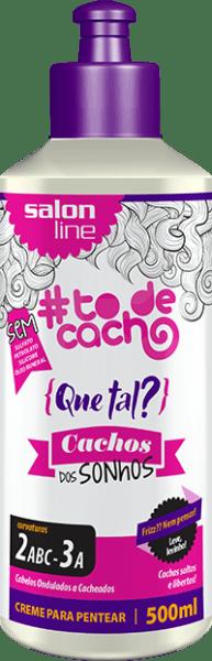 #TODECACHO CACHOS DOS SONHOS 500ML