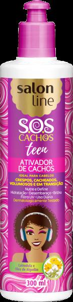 ATIVADOR DE CACHOS SOS TEEN