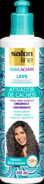 ATIVADOR DE CACHOS LEVE S.O.S CACHOS