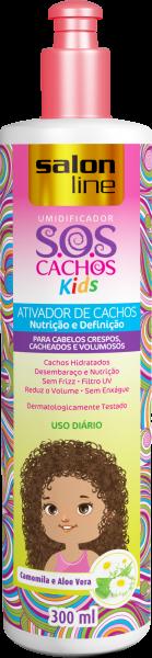 ATIVADOR DE CACHOS SOS KIDS