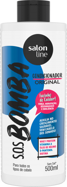 Condicionador Original S.O.S Bomba