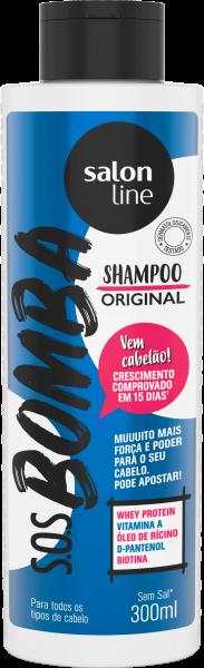 Shampoo Original S.O.S Bomba