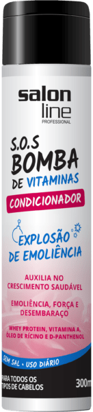 CONDICIONADOR SOS BOMBA DE VITAMINAS