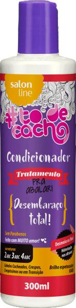 CONDICIONADOR TRATAMENTO PRA ABALAR #todecacho