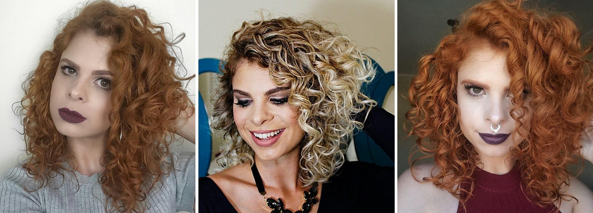 Visagismo para cabelos crespos e cacheados