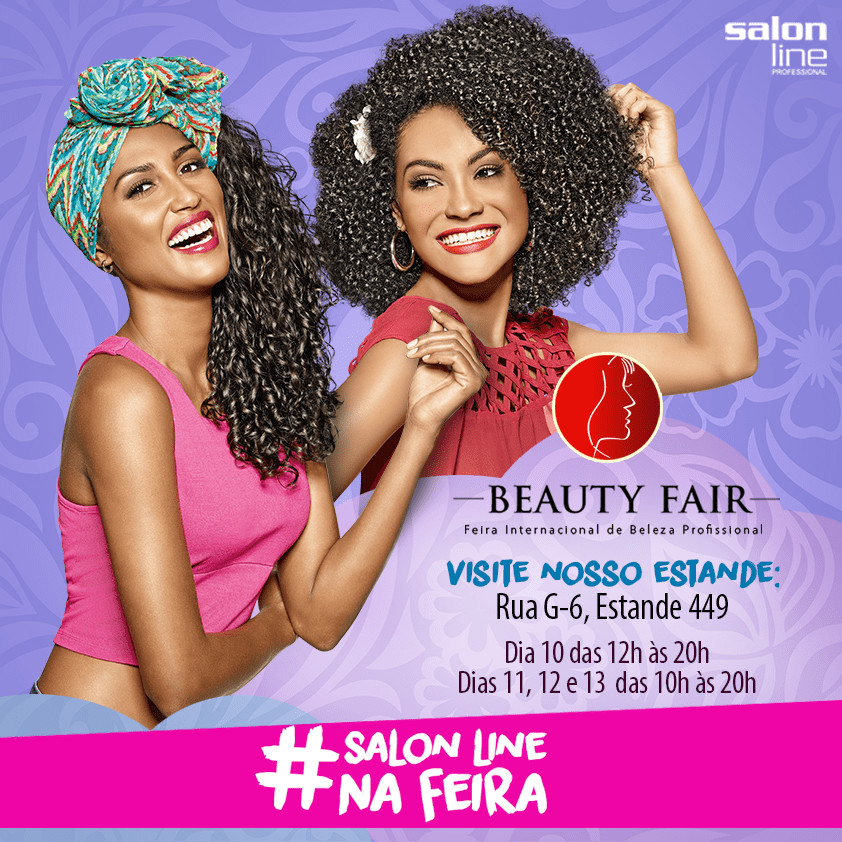 02.09. Salon Line Beauty Fair - #salonlinenafeira