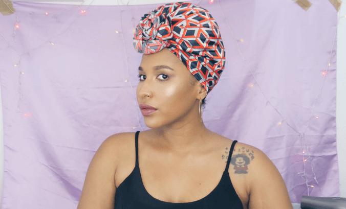 Penteado consciencia negra 10 - Tutorial de turbante: Consciência Negra
