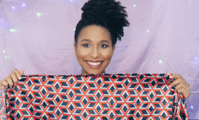 Penteado consciencia negra 2 - Tutorial de turbante: Consciência Negra