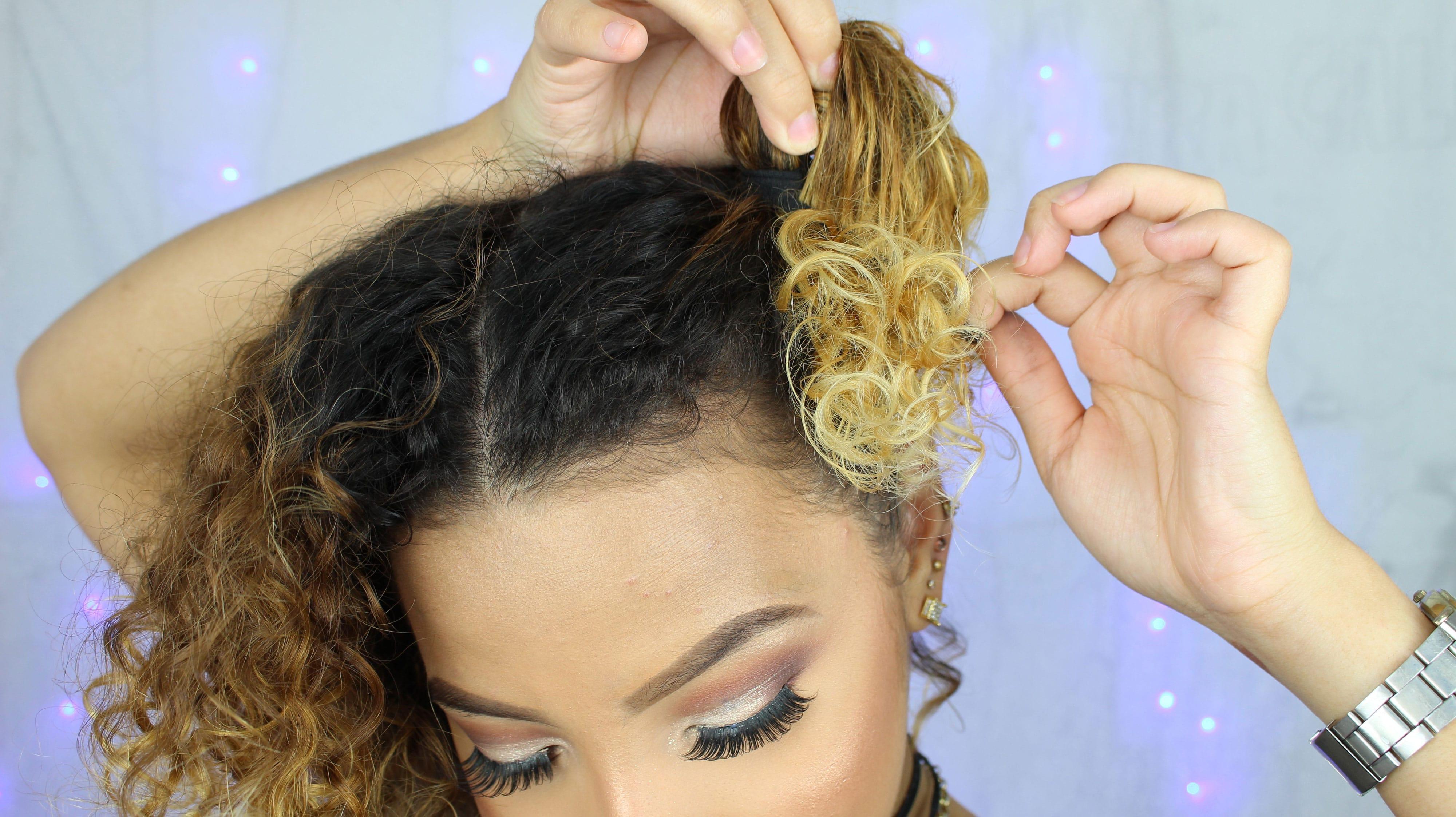 11 web - Como arrumar cabelo curto ou em transição