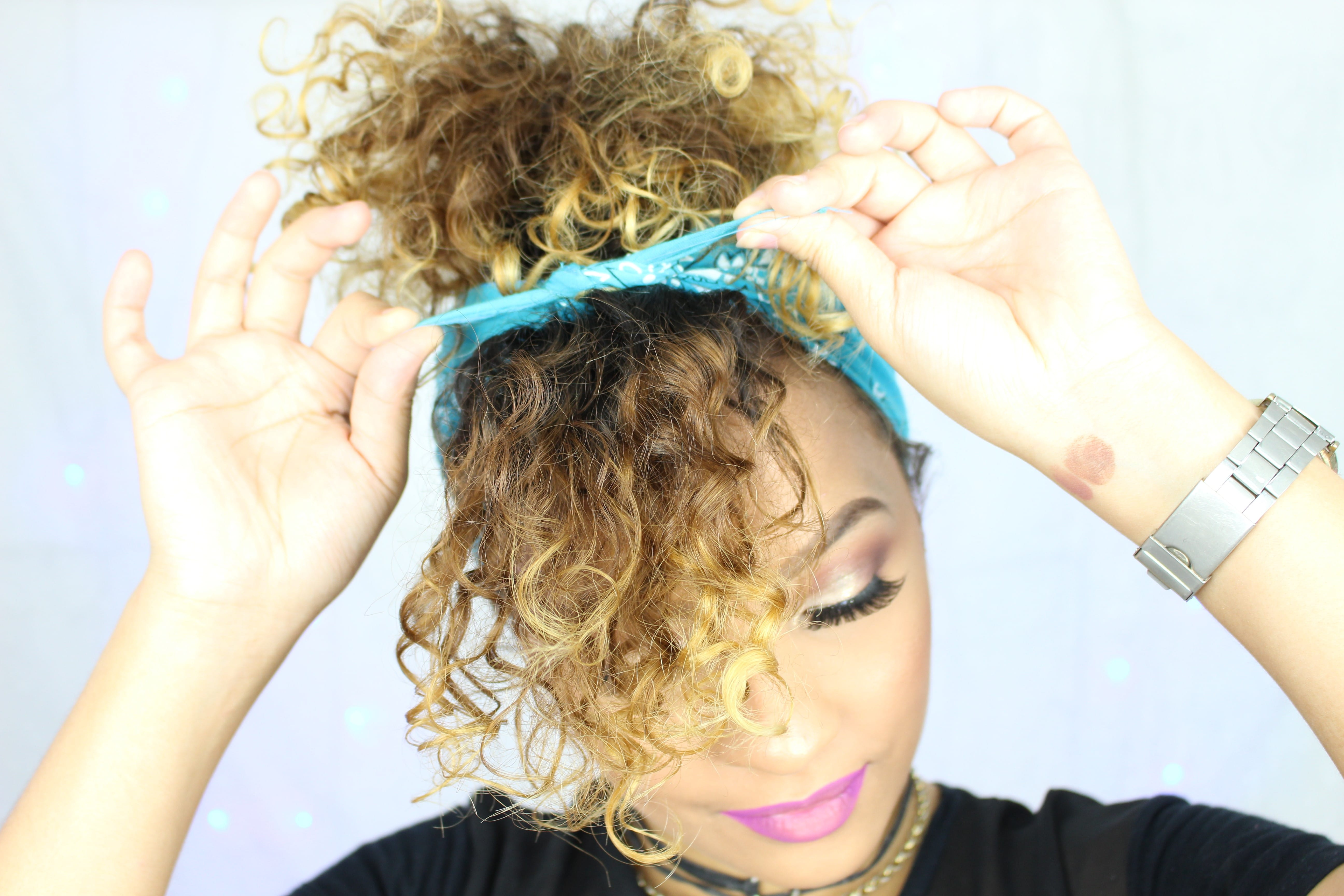 21 - Como arrumar cabelo curto ou em transição