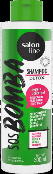 SHAMPOO DETOX S.O.S BOMBA