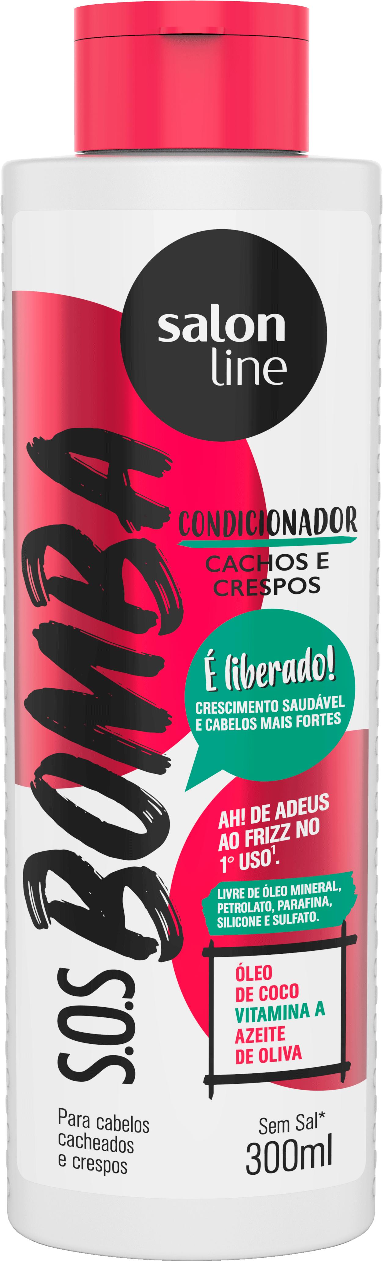 92381753a CONDICIONADOR CACHOS E CRESPOS S.O.S BOMBA - Tô de Cacho