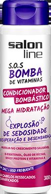 CONDICIONADOR BOMBÁSTICO MEGA HIDRATAÇÃO