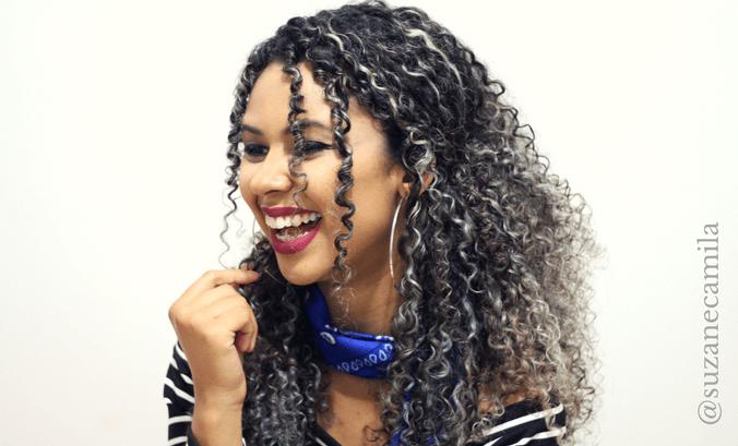 4 - Penteados práticos para cacheadas e crespas