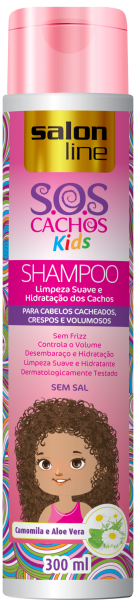 95116 SHAMPOO KIDS SOS 300ML