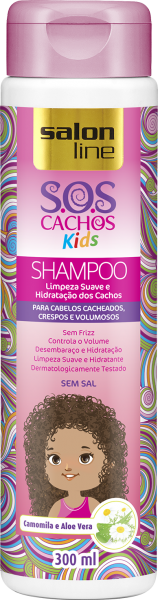 SHAMPOO SOS CACHOS KIDS, 300ml
