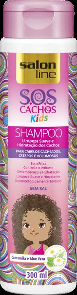 SHAMPOO SOS CACHOS KIDS, 300ml