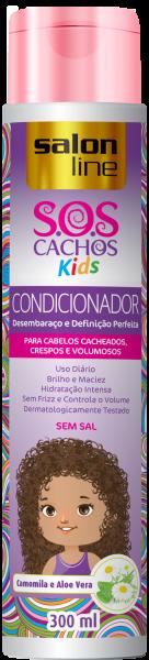 SOS CACHOS KIDS CONDICIONADOR, 300ml
