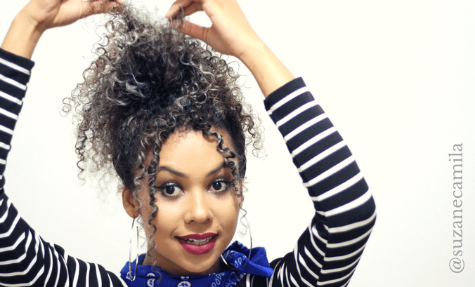 coque 04 - Penteados práticos para cacheadas e crespas