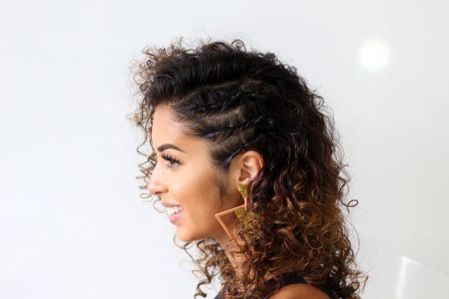 Penteado twist lateral conheça o passo-a-passo e arrase!