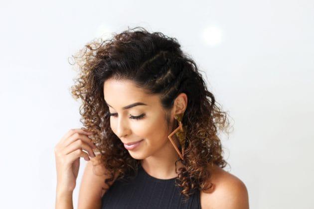 Pentado Twist Juliana Louise 12 630x420 - Penteados de noiva: penteados lindos para o grande dia