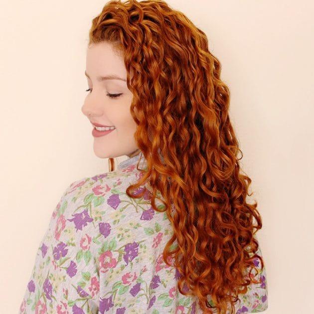 Manual dos cabelos ondulados - segredos e peculiaridades