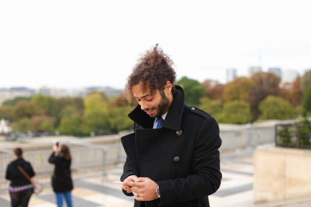 penteados masculinos 07 630x420 - Penteados masculinos: dicas e inspirações de penteados para cabelos longos, médios ou curtos