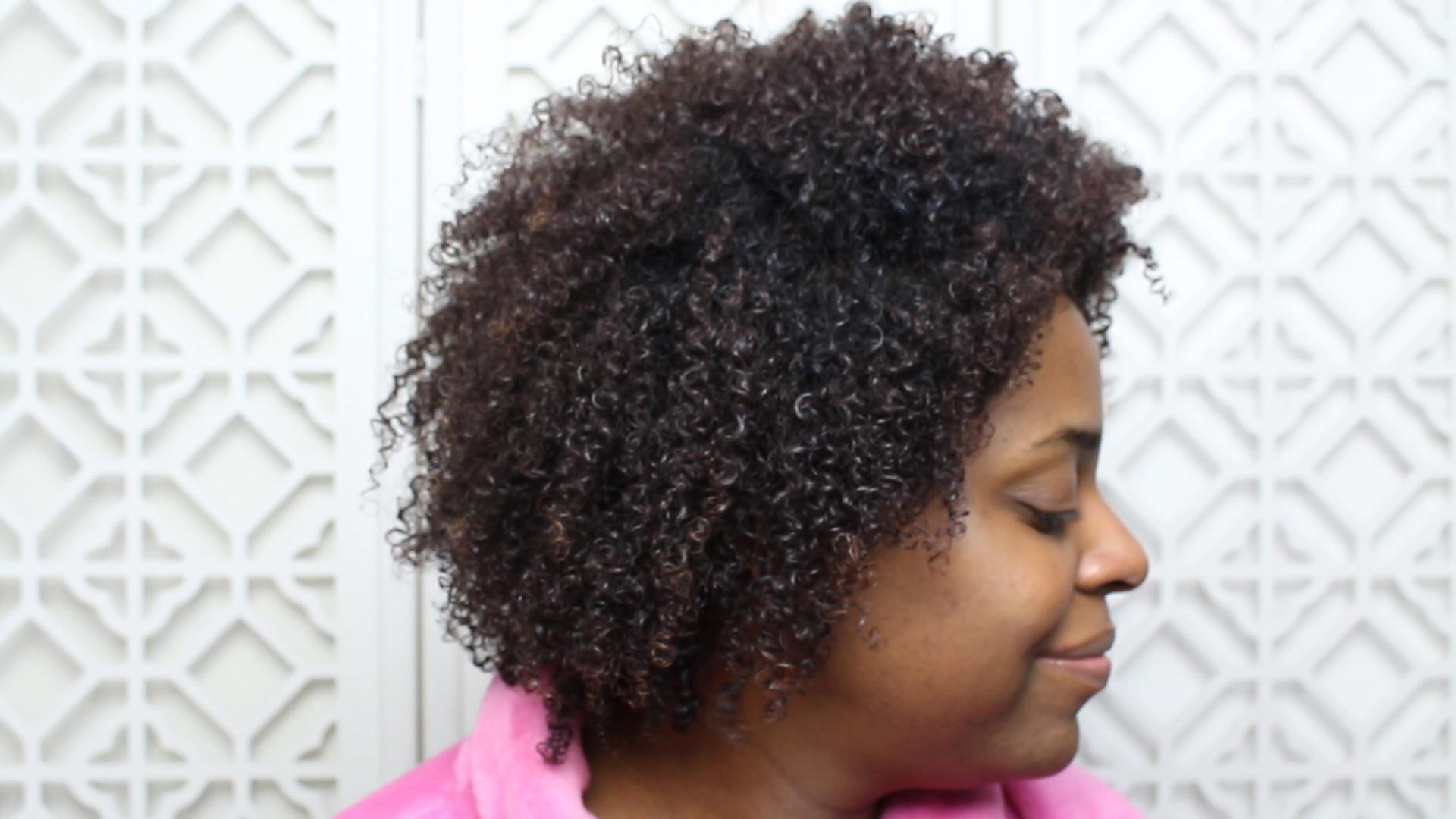 Método LOC aprenda a finalizar o cabelo com essa técnica