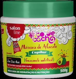Máscara de Abacate Capilar {GUACAMOLE NUTRITIVA!}