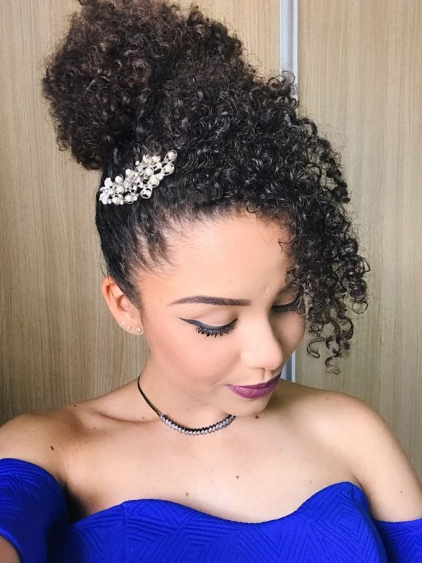 Penteados para madrinhas cabelo médio: fotos e dicas de penteados soltos, presos e semipresos