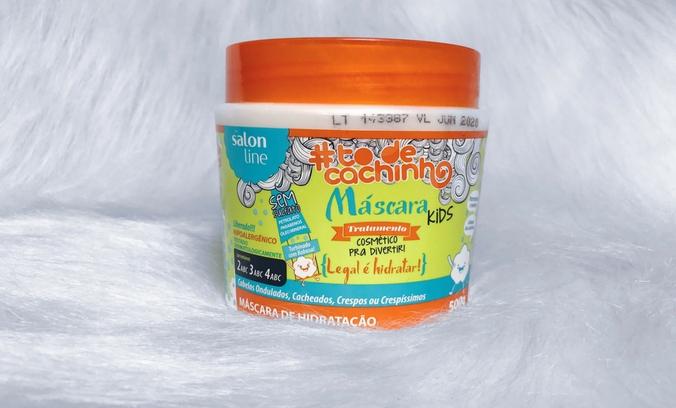 Hidratação para cabelos cacheados e crespos
