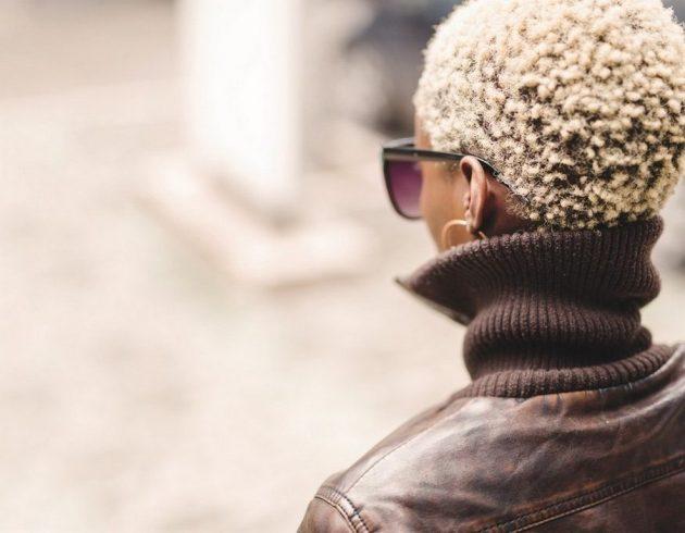 cabelo curto loiro12 630x490 - Cabelo curto loiro: 20 inspirações e dicas para conseguir o visual perfeito e saudável