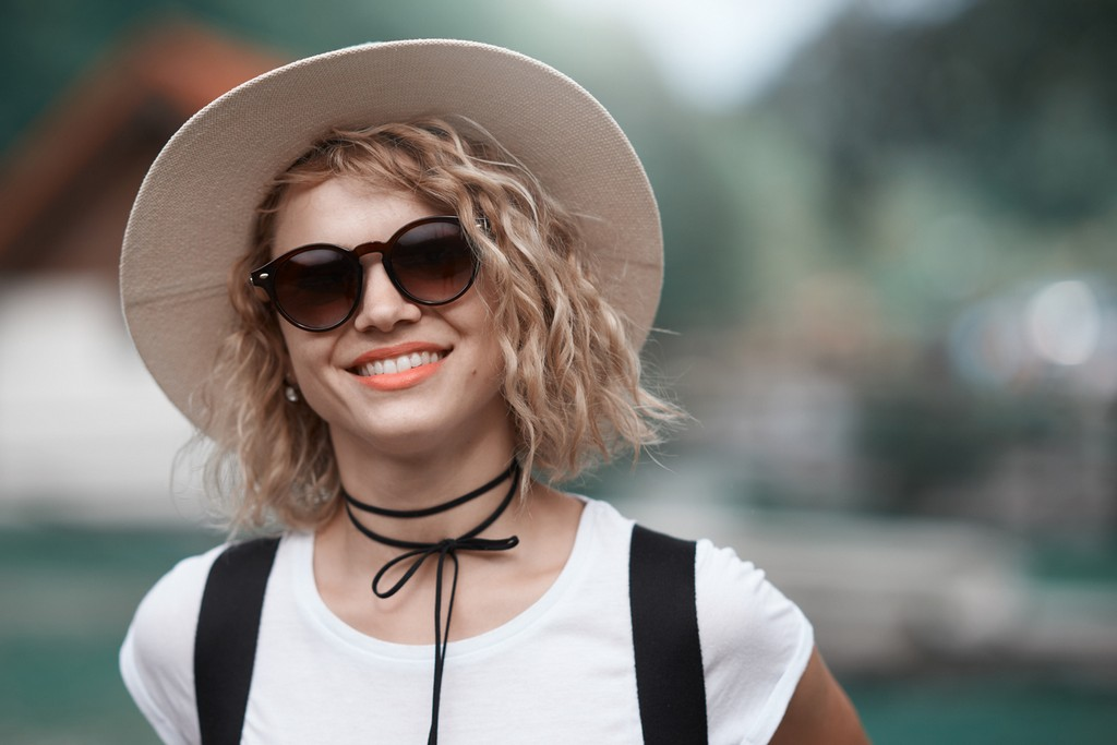 cabelo curto loiro21 - Cabelo curto loiro: 20 inspirações e dicas para conseguir o visual perfeito e saudável