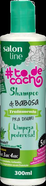 Shampoo de Babosa – Tratamento pra divar – {Limpeza poderosa!}