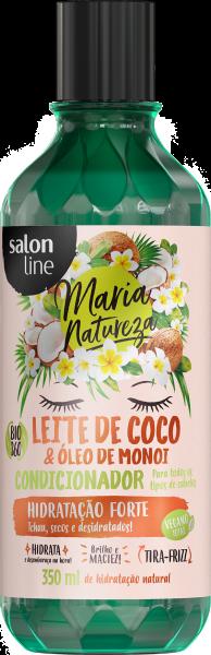CONDICIONADOR LEITE DE COCO E MONOI, 350ml – MARIA NATUREZA