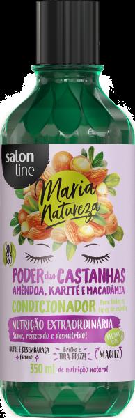 CONDICIONADOR PODER DAS CASTANHAS, 350ml – MARIA NATUREZA