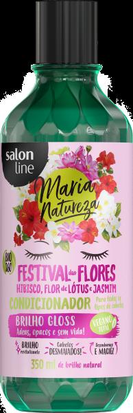 CONDICIONADOR FESTIVAL DAS FLORES, 350ml – MARIA NATUREZA