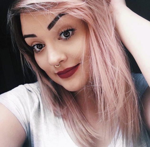 FOTO 1 1 1 630x617 - Transição capilar: cuidados na descoloração e coloração dos cabelos