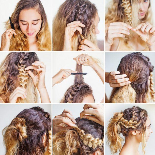 iStock 490663618 630x630 - Penteados com trança: Inspirações e dicas de penteados
