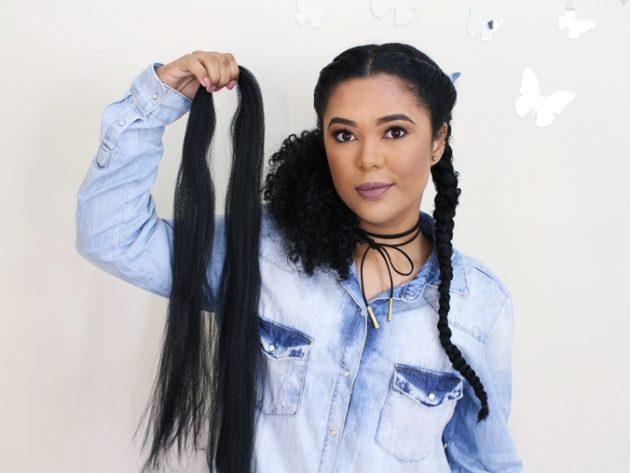 penteados com trancas7 630x473 - Penteados com trança: Inspirações e dicas de penteados