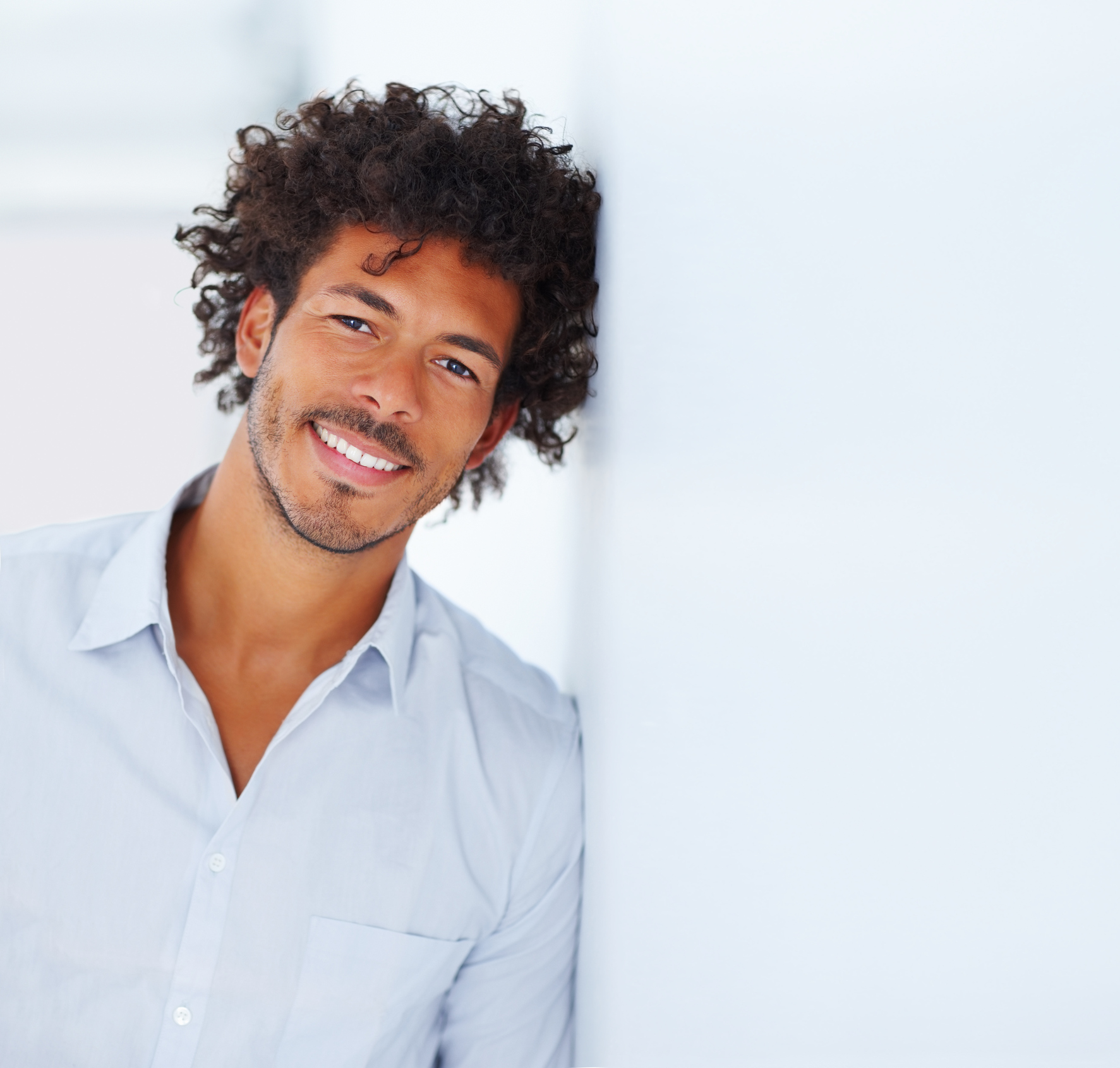 iStock 147299761 - Tipos de cabelo masculino: descubra qual é o seu e quais os cuidados e cortes ideais